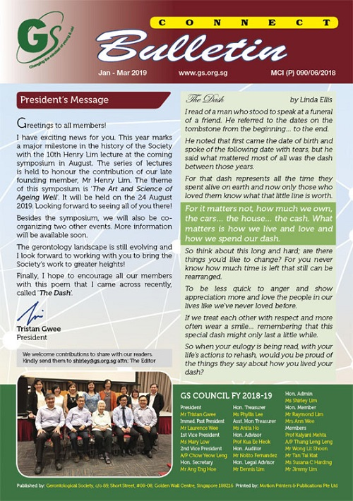 Bulletin Jan-Mar 2019